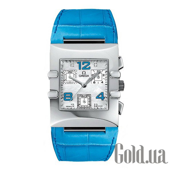 Купить Omega Constellation Quadra Chrono Ladies 1841.76.61