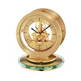 Seiko Настольные часы skeleton Movement Mantel Clock QHG038G, 017167