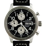 Zeno-Watch Pilot  9557TVDDD-SV, 017431