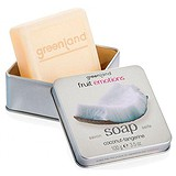 Greenland Мыло Fruit Emotions coconut - tangerine 100г FE142, 881695