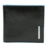 Piquadro Портмоне Bl Square Black PU1666B2_N, 010529