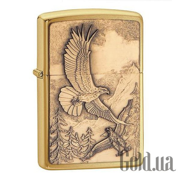 Купить Zippo 204B Where Eagles Dare 20854