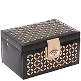 Wolf Шкатулка для украшений Chloe Small Box Black 301102, 702241