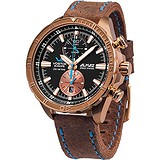 Vostok Europe Мужские часы Almaz Space Station Chrono 6S11-320O266
