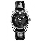 Cuervo y Sobrinos Мужские часы Historiador Small Second 135 Anniversary Black 3191.1N135