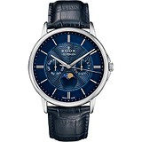 Edox Мужские часы Les Bemonts Moon Phase Complication 40002 3 BUIN