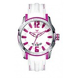 Viceroy Date White Rubber Strap 42117-75, 027953