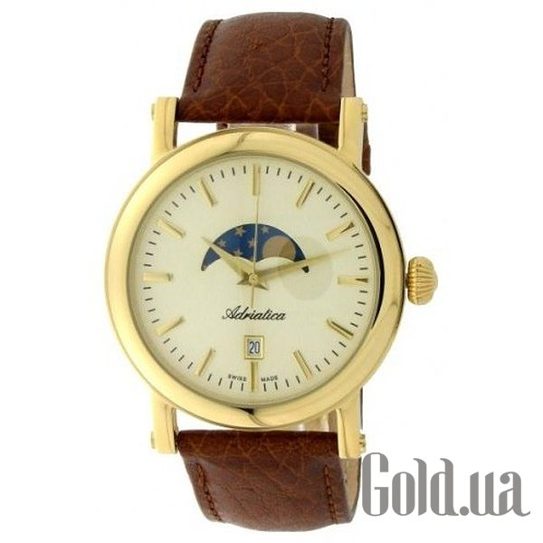 Купить Adriatica Gents Leather ADR 1009.1211Q