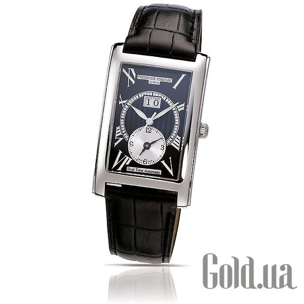 Купить Frederique Constant Big Date - Dual Time Carree FC-325BS4C26