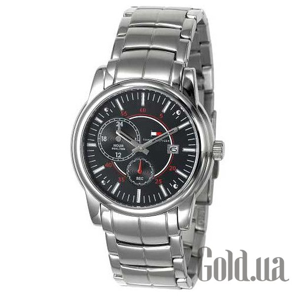 Купить Tommy Hilfiger BEACON HOUR DUAL TIME 1710109