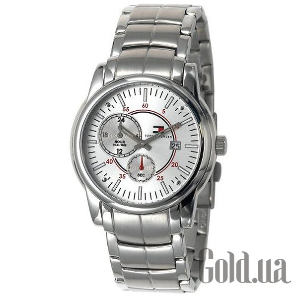 Купить Tommy Hilfiger BEACON HOUR DUAL TIME 1710110