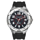 Viceroy lack Luminous Date Rubber Watch 432847-55, 027982