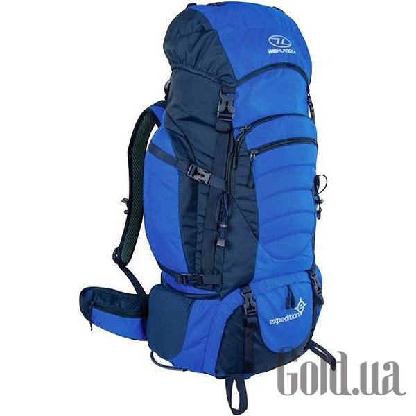 Купити Highlander Рюкзак Expedition 65 Blue