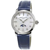 Frederique Constant Женские часы Slimline Moonphase FC-206MPWD1S6, 1655893