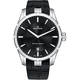 Edox Мужские часы Grand Ocean Ultra Slim 56002 3C NIN