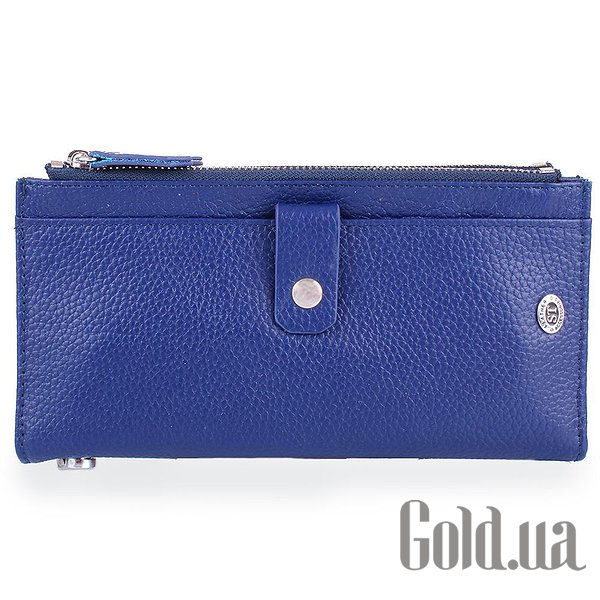 Купити ST Leather Accessories Гаманець NST420-dark-blue