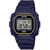 Casio Мужские часы Collection F-108WH-2A2EF