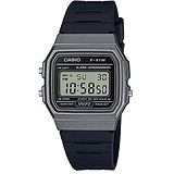 Casio Мужские часы Collection F-91WM-1BEF