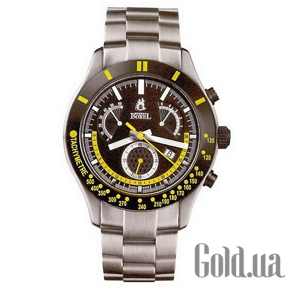 Купить Ernest Borel Techno Sports Chronograph Collection GS-323-5825 (Borel GS-323-5825)