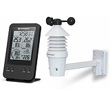 Bresser Метеостанция 3-in-1 Profi Wind Gauge Black, 1720939