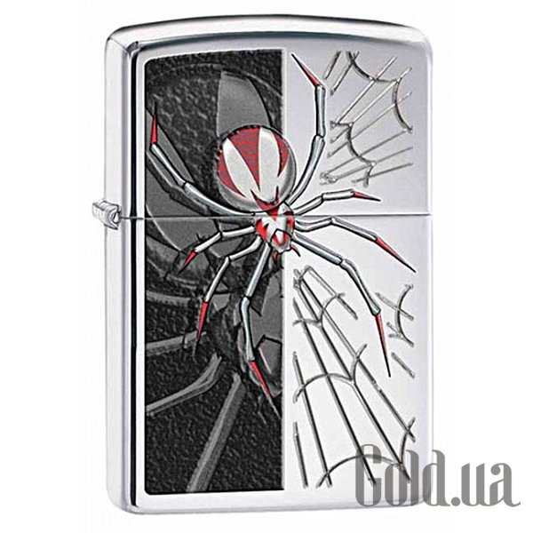 Купить Zippo Зажигалка Web and Spider Zp28795