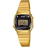 Casio Женские часы Collection LA670WEGD-1EF