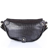 Laskara Клатч LK-DM232-black-croco