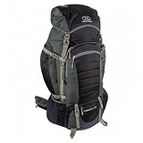 Highlander Рюкзак Expedition 65 Black