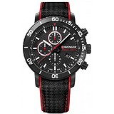 Wenger Мужские часы Roadster Black Night Chrono W01.1843.109