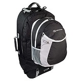Highlander Рюкзак Explorer Ruckcase 80 + 20 Black