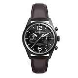 Bell & Ross BR126-original-carbon, 062368