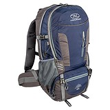 Highlander Рюкзак Hiker 40 Navy Blue
