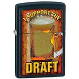 Zippo Зажигалка I Support the Draft 28294