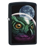 Zippo Зажигалка Space Owl Design 29616