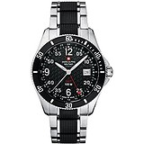 Swiss Alpine Military Мужские часы Flying Legend GMT sam1616.1177