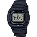 Casio Мужские часы Collection W-218H-1AVEF