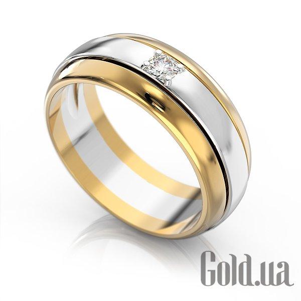 b4ab581f943d Золотое обручальное кольцо с бриллиантом (код 1680048)