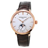 Frederique Constant Slimline Moonphase Manufucture FC-703V3S4