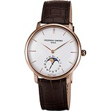 Frederique Constant Slimline Moonphase Manufucture FC-705V4S4