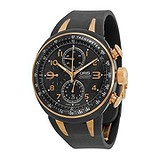 Oris TT3 Chronograph black/5N PVD plated 674 7587 77 64-RS 4 28 03 R