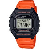 Casio Мужские часы Collection W-218H-4B2VEF