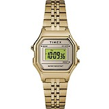 Timex Женские часы Classic Digital Mini T2t48400