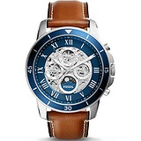 Fossil Мужские часы Mechanical Gent Skeleton ME3140