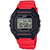 Casio Мужские часы Collection W-218H-4BVEF