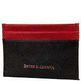 Smith&Canova Кредитница FUL26827-black-red, 1725381
