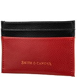 Smith&Canova Кредитница FUL26827-red-black, 1725383