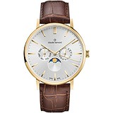 Claude Bernard Мужские часы Slim Line Moon Phase 40004 37J AID