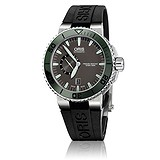 Oris Aquis Small Second Diving 743.7673.41.57 RS 4.26.34EB