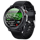UWatch Смарт часы Smart Space Turbo Black 2457, 1743575