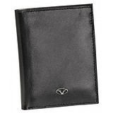 Visconti Vertical Wallet 4CC-Black 986NN0110, 062936